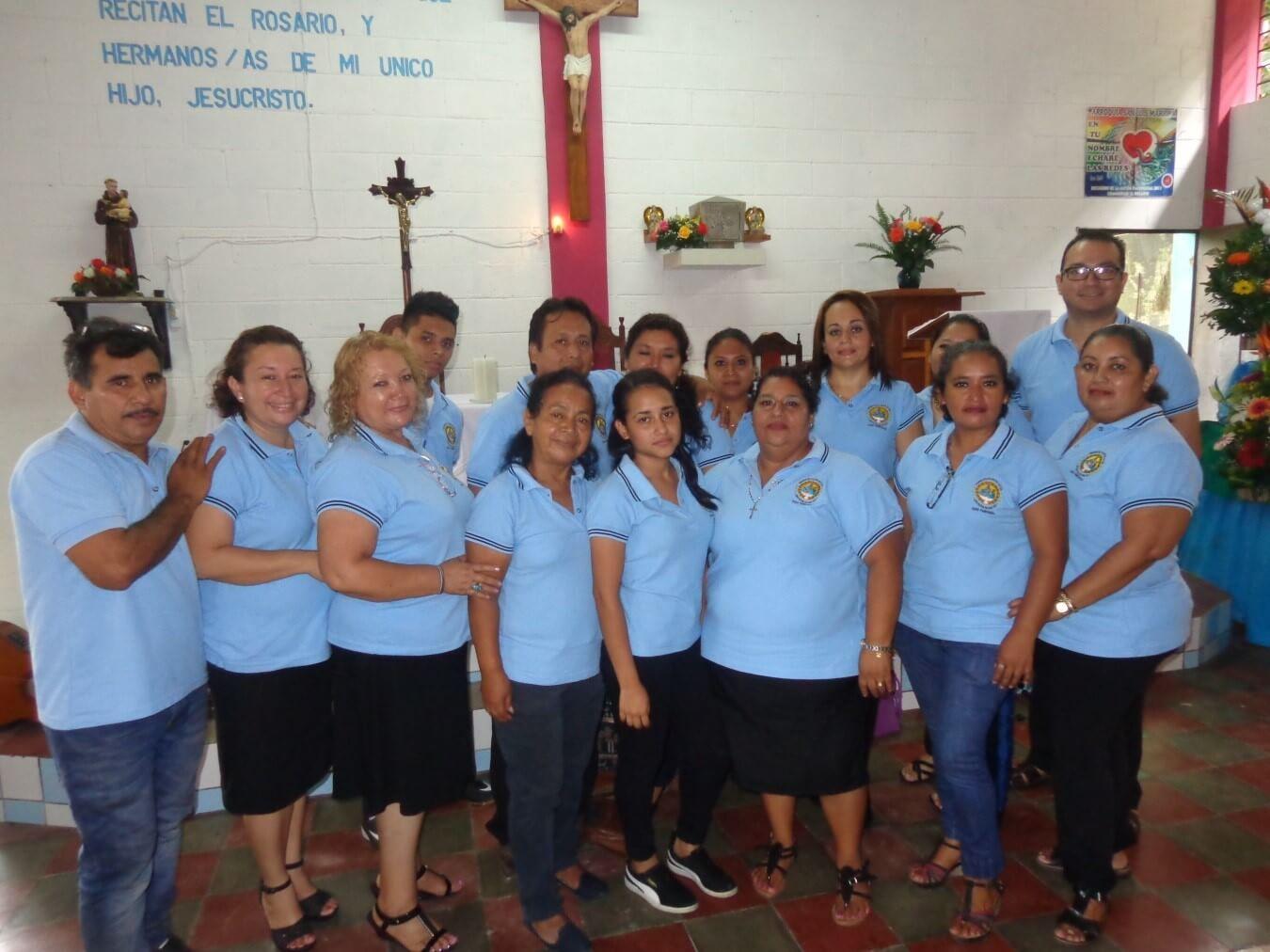 Parroquia San Luis Mariona