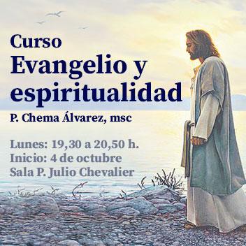 Curso Evangelio y espiritualidad. Parroquia Nuestra Señora Sagrado Corazón. PNS. MSC